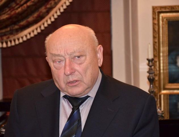 Лучан кличуть на  презентацію  останньогоромануІвана Корсака