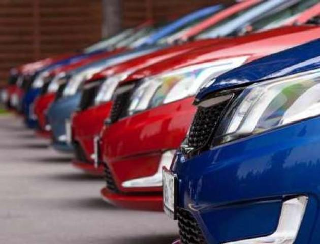 За 9 місяців українці купили нових авто на 2 мільярди доларів