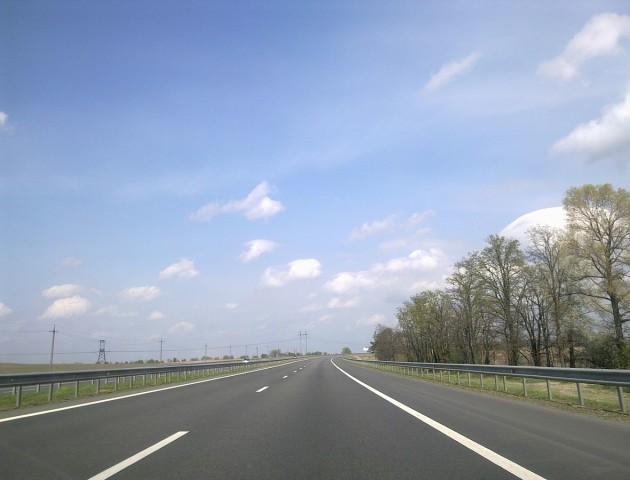 Частина автошляху Ковель-Луцьк перекрита