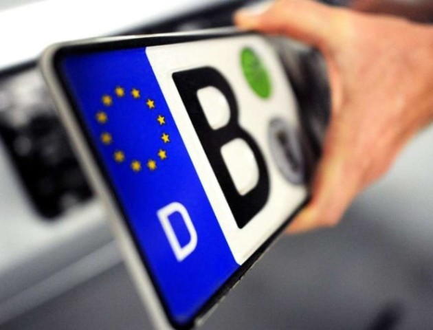 Розмитнити авто на іноземних номерах можна буде за 600 євро, - ЗМІ