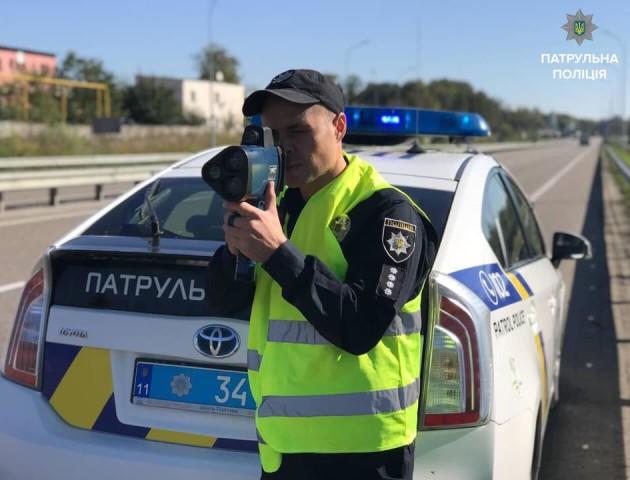 Відзавтра водіїв обіцяють штрафувати за перевищення швидкості