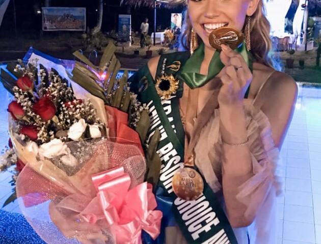 Волинянка розповіла про перші перемоги в конкурсі краси на Філіппінах
