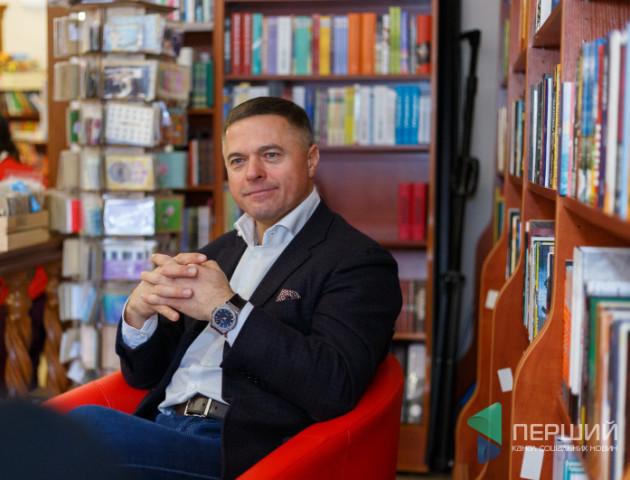 Герой грудня на «Першому» - Петро Пилипюк