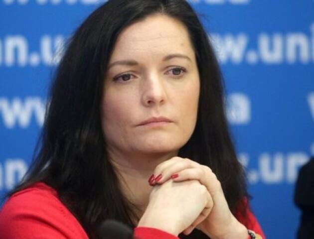 Скалецька покинула Нові Санжари, але обіцяє повернутись, - начальник медцентру
