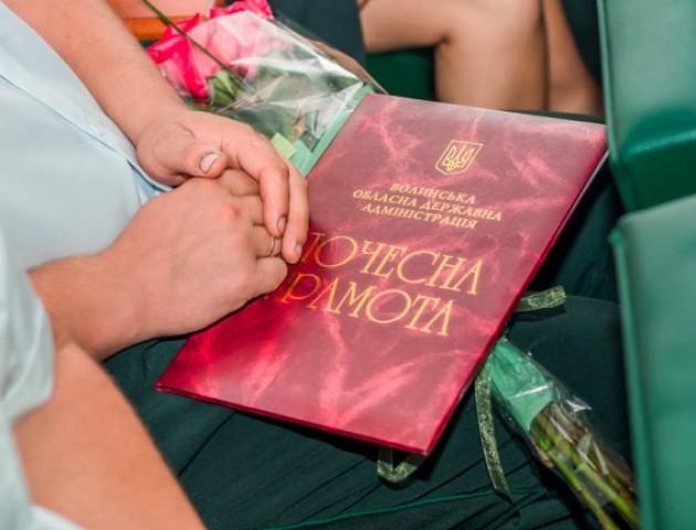 Нагородили найкращих лісівників Волині. ФОТО