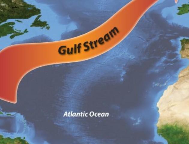Через ослаблення течії Гольфстрім клімат зміниться на всій планеті, - науковці