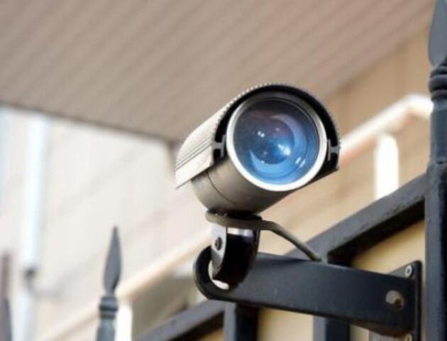 У одному з районів Луцька встановлять систему відеоспостереження