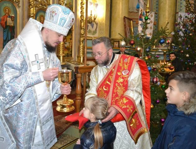 У храмі Володимира-Волинського  відзначили престольний празник. ФОТО. ВІДЕО