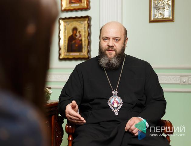 «У нас бракує  церков і священиків», - митрополит Михаїл. ВІДЕО