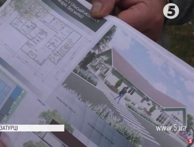 Скандал у селі на Волині: люди обурилися через будівництво нової амбулаторії
