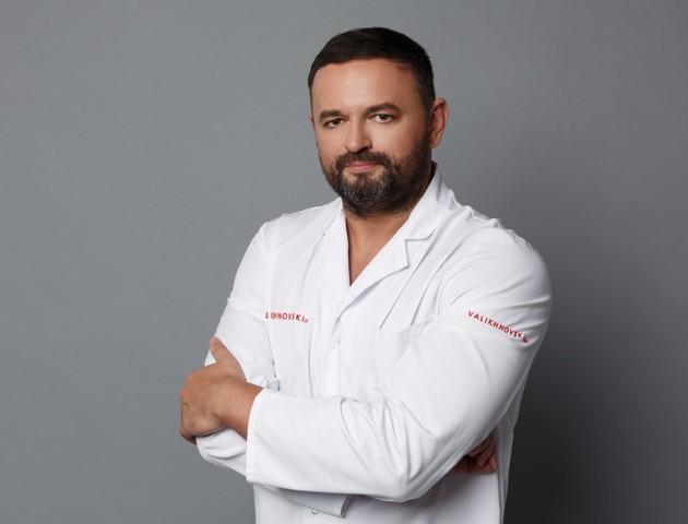Хірурга Валіхновського з Волині визнали найкращим медиком України