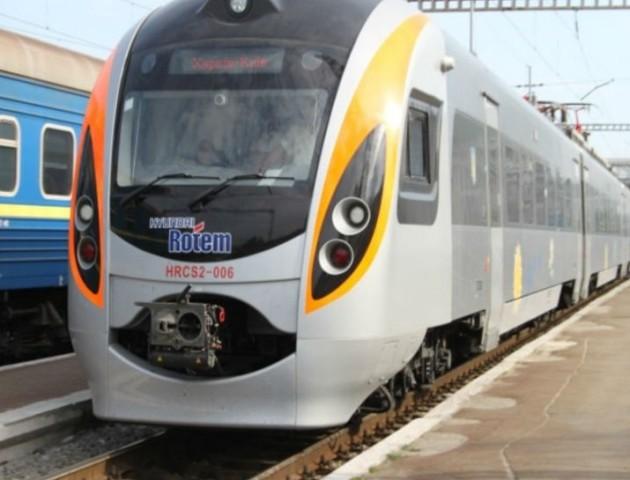 У Луцьку просять потяг класу «Інтерсіті» до Києва
