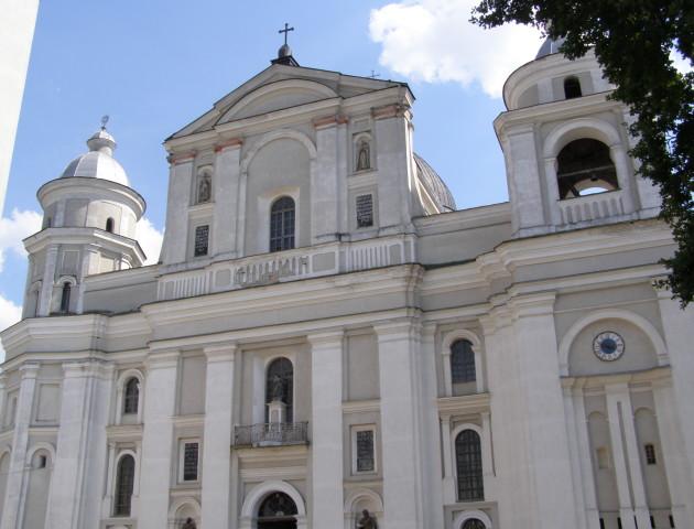 Луцький костел потрапив у топ-7 найкрасивіших католицьких храмів України