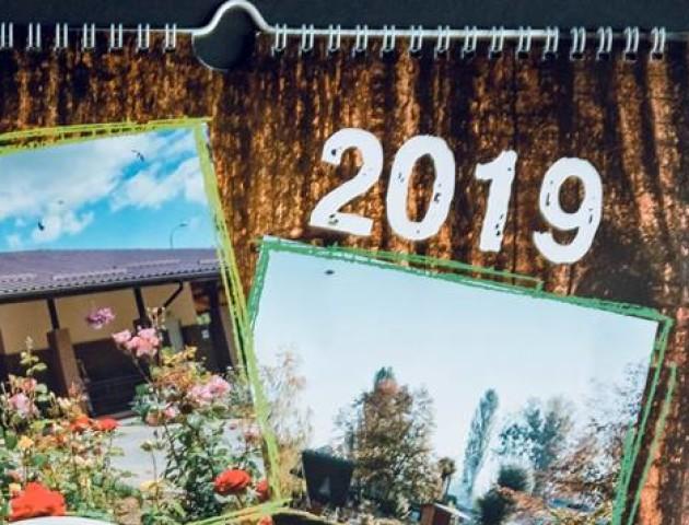 Луцький зоопарк зробив календар і продає його за 100 гривень. ФОТО