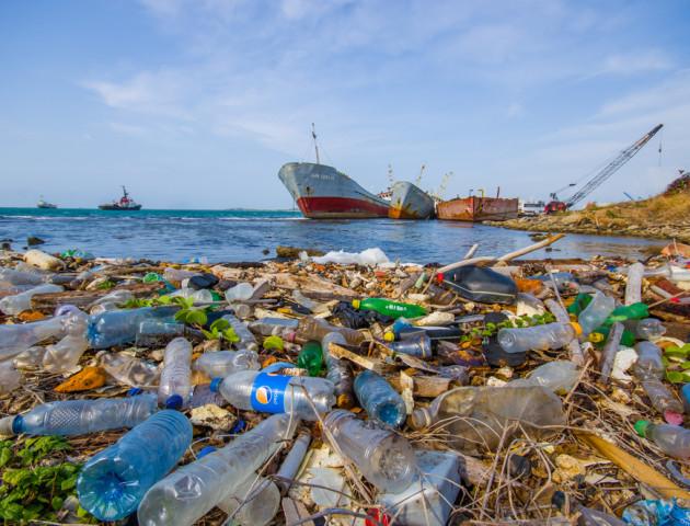У США запустили систему очистки Тихого океану від пластику