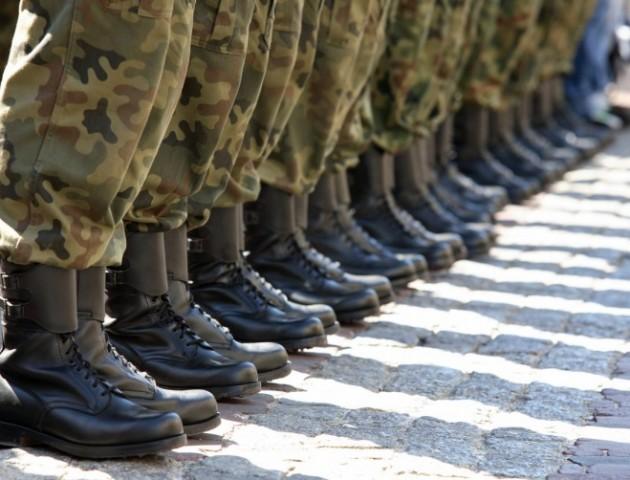 Весняний призов: скільки волинян підуть служити в армію