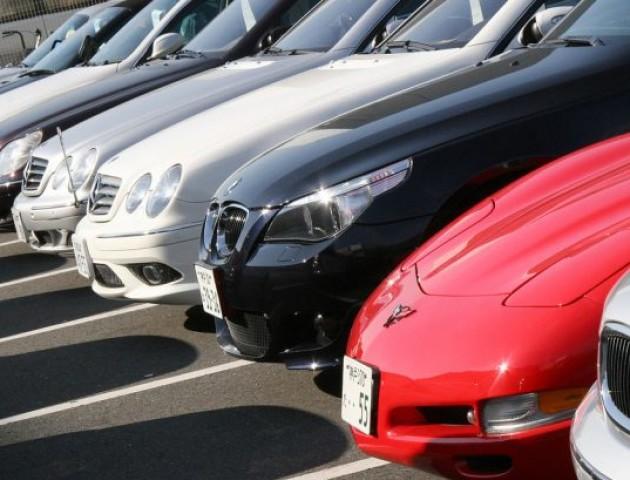 З початку року через волинську митницю завезли більше 21 тисячі вживаних авто