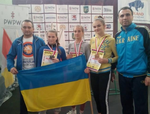 Волинські спортсмени успішно виступили в Польщі