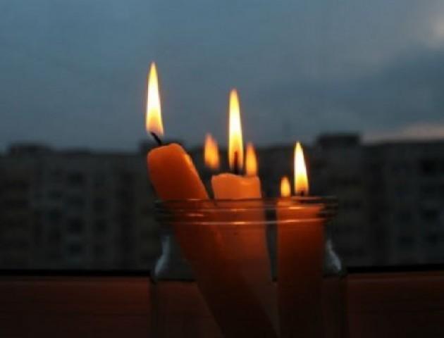 Графік відключення світла на Волині 17 грудня
