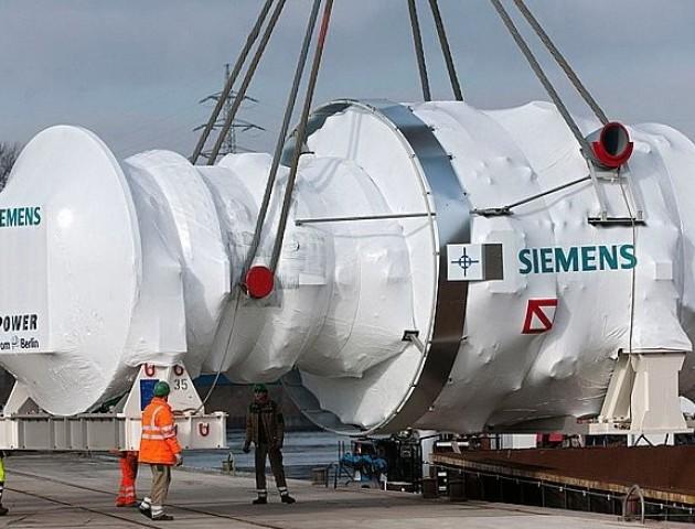 Siemens знову продає Росії скандальні турбіни