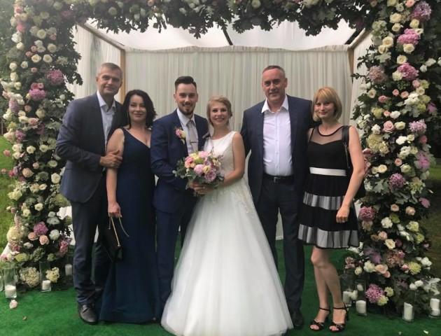 Одружився син депутата Волинської облради