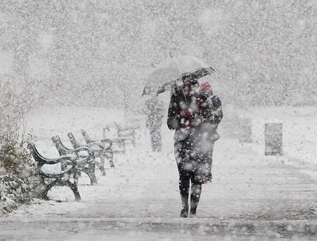 Снігопад та мороз: якою буде погода у Луцьку 6 січня