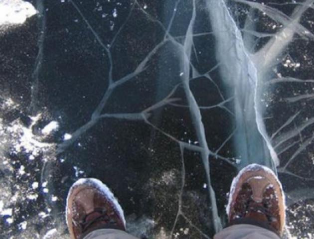 На Волині 21-й день шукають хлопця, який на річці провалився під лід