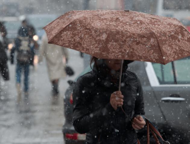 Якою буде погода у Луцьку та в області 8 грудня