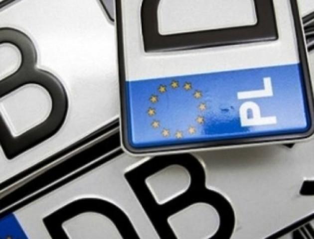 Фальшиві документи: у «Ягодині» конфіскували авто «на бляхах». ФОТО