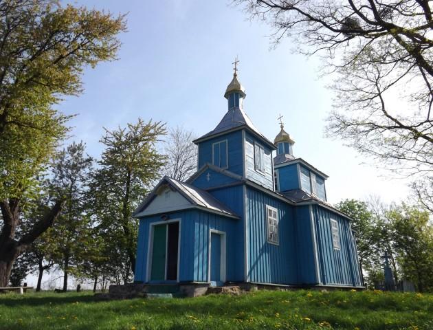 На Волині у сільській церкві зберігається унікальна ікона