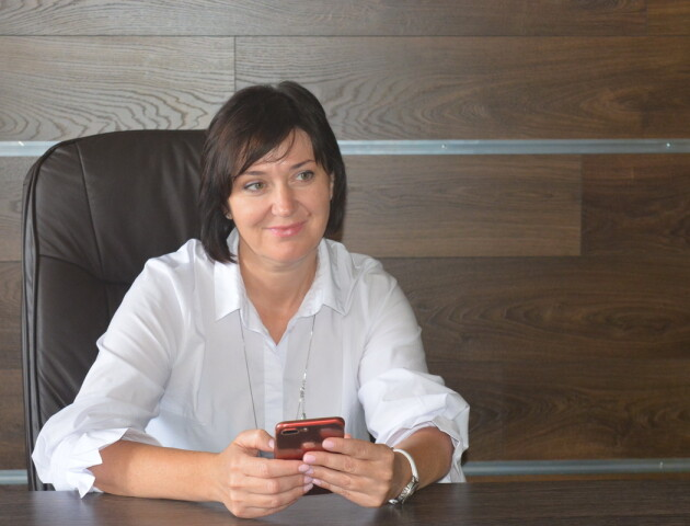 «Радницею хочу обрати жінку», –голова Волиньради Ірина Вахович