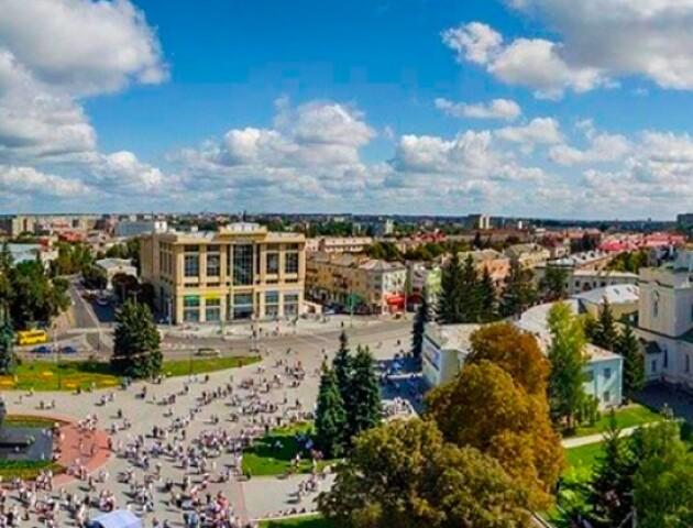 На День міста перекриють центр Луцька