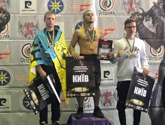 Волиняни стали переможцями на чемпіонаті України з козацького двобою