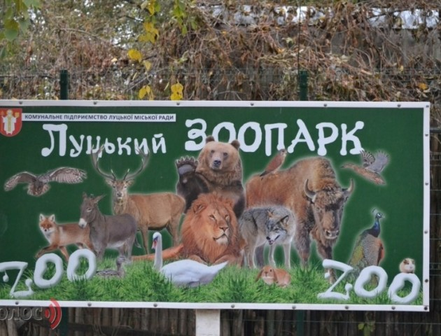 Луцький зоопарк вийшов на міжнародний рівень співпраці