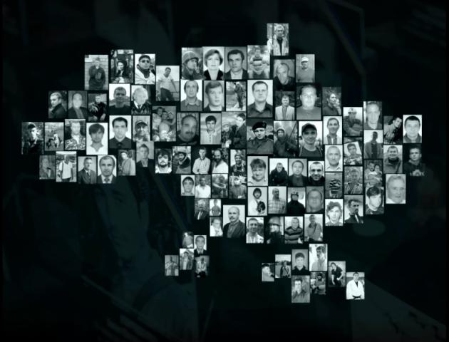 Володимир Гройсман поділився відео в пам'ять про Героїв Небесної Сотні