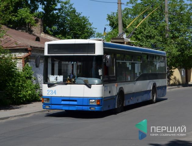 У Луцьку провалили тендер на закупівлю вживаних тролейбусів