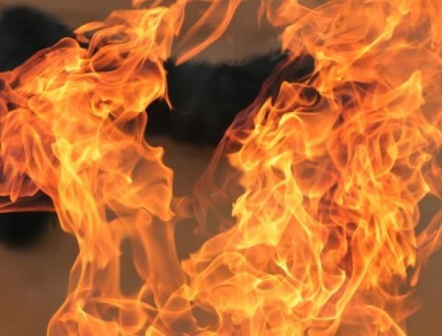 У Ковелі безхатько спричинив пожежу у будиночку, де знайшов собі тимчасовий прихисток