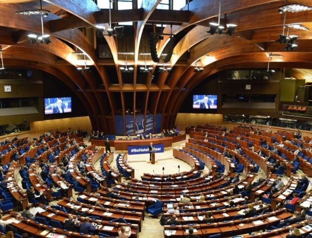 20 країн ПАРЄ виступили проти повернення РФ
