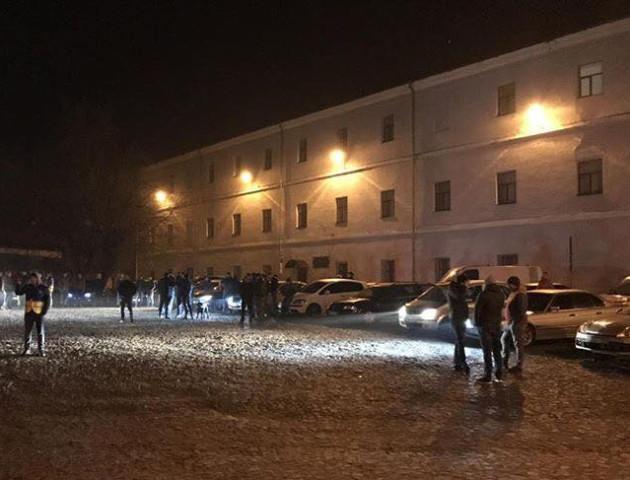 У Луцьку протестували власники «євроблях». ФОТО