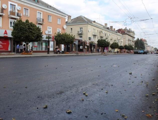 На ремонт проспекту Волі у Луцьку хочуть витратити понад 40 мільйонів гривень