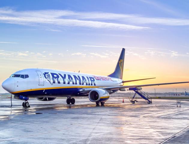 У Ryanair заявили, що виходять на український ринок
