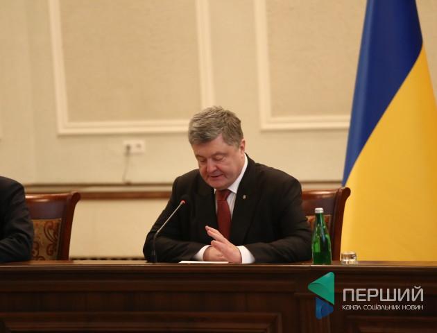 Порошенко підписав закон про Вищий антикорупційний суд
