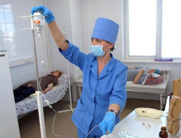 У Луцьку бракує медсестер