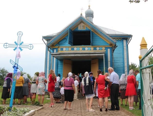 На Горохівщині  громада відсвяткувала потрійний ювілей