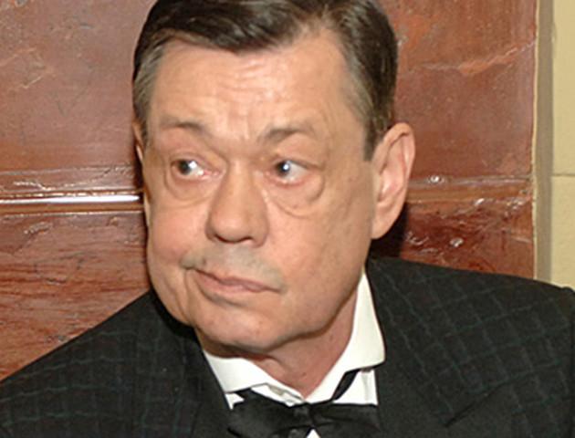 Помер радянський актор Микола Караченцов