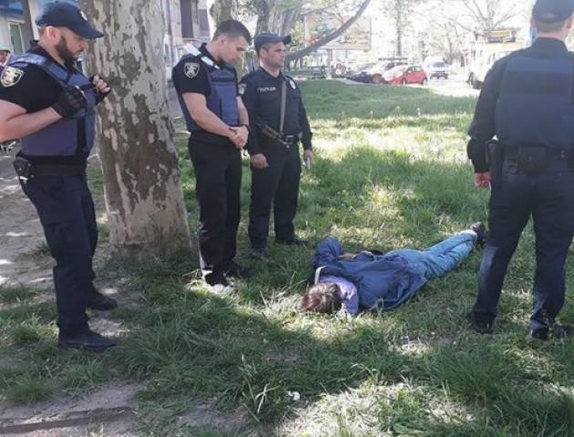 Стріляли у екс-керівника «Правого сектору» Одеси. ФОТО. ВІДЕО
