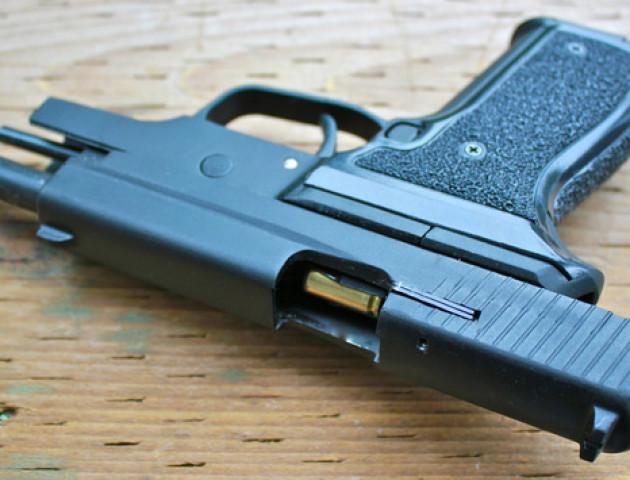 Волинянину загрожує до семи років за незаконне зберігання зброї