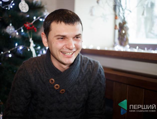 Герой січня на «Першому» –Юрій Ліснічук