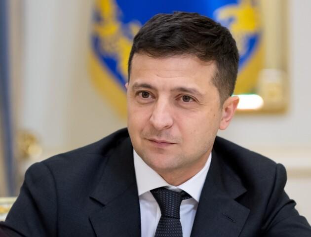 Зеленський призначив трьох голів РДА на Волині