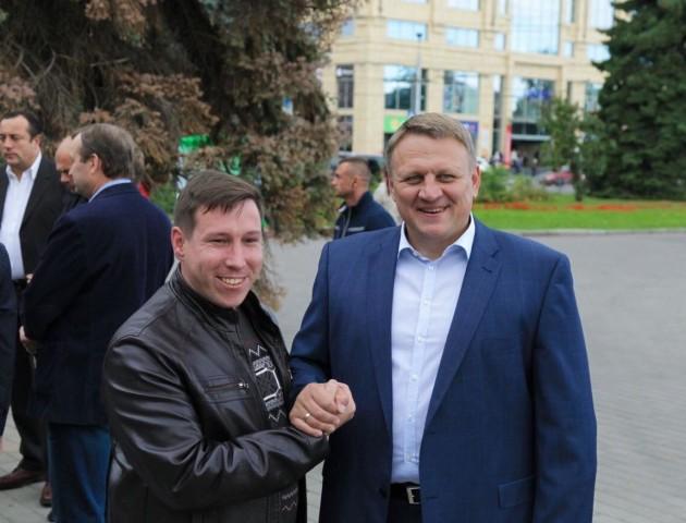 Праймеріз в Україні: волинський осередок «УКРОПу» визначився з кандидатом у президенти. ФОТО